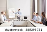 business  people and teamwork... | Shutterstock . vector #385395781
