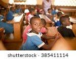 batoufam   cameroon   15.01... | Shutterstock . vector #385411114