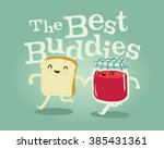 Stylish The Best Buddies Bread...