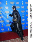 Постер, плакат: Cosplayer Batman at the