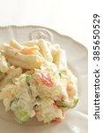 Potato And Macaroni Salad