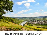 View To River Moselle And...