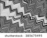 abstract seamless geometrical... | Shutterstock . vector #385675495