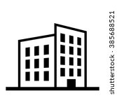 flat house icon. home vector