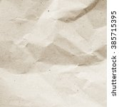 Small photo of crumpled art paper texture for backgrounds in vintage color cream tone style:detail of creased/crinkle/scruffy of paper texture.art soft brown colored tone wallpaper pattern:disheveled carton backdrop