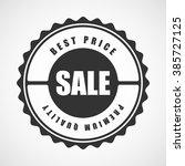 business sticker. sale  best...   Shutterstock .eps vector #385727125