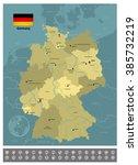 germany | Shutterstock .eps vector #385732219