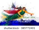 easy to edit vector... | Shutterstock .eps vector #385772401