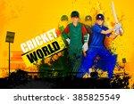 easy to edit vector... | Shutterstock .eps vector #385825549
