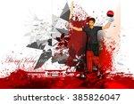 easy to edit vector...   Shutterstock .eps vector #385826047