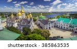 aerial perspective of a... | Shutterstock . vector #385863535