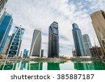 Jumeirah Lakes Towers In Dubai  ...