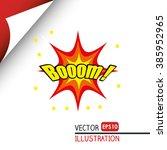 pop art design  | Shutterstock .eps vector #385952965