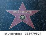 hollywood  california  ... | Shutterstock . vector #385979524