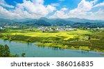 Rural Landscape In Wuyuan...