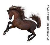 horse running | Shutterstock . vector #386184919