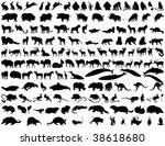 Biggest Set Of  Animals...