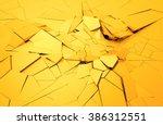 abstract 3d rendering of... | Shutterstock . vector #386312551