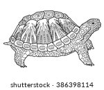 Turtle Coloring Book For Adults ...