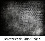 abstract grunge background | Shutterstock . vector #386422045