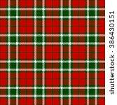 tartan seamless pattern... | Shutterstock . vector #386430151