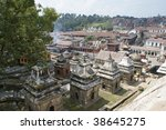 pashupatinath which is the most ... | Shutterstock . vector #38645275