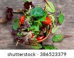 Fresh Green Salad Mix