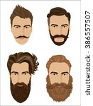 Man Hair And Beards Styles....