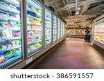 hongkong  china   may 28  a top ... | Shutterstock . vector #386591557