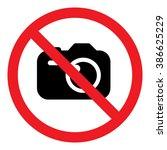 No Photos   Cameras Sign Icon...