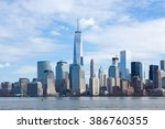 The Freedom Tower And Lower...