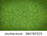 green grass texture background | Shutterstock . vector #386785525
