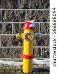 Icelandic Fire Hydrant.