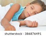 sweet dreams  real adorable...   Shutterstock . vector #386876491