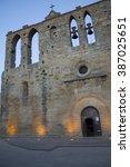 Sant Esteve Church In The...
