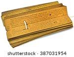 trivandrum  kerala  india ...   Shutterstock . vector #387031954