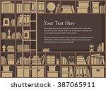 Bookshelf Background. Read...