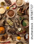 spices | Shutterstock . vector #387087727