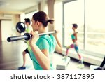 Fitness  Sport  People And...