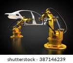 3d rendering  vehicle... | Shutterstock . vector #387146239
