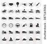 transportation   Shutterstock .eps vector #387165061