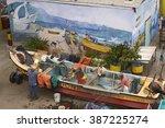 Valparaiso  Chile   Narch 02 ...