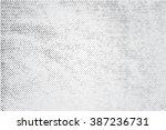 grunge halftone vector... | Shutterstock .eps vector #387236731