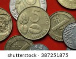 Coins Of Finland. Dragonfly On...