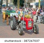 lunteren  the netherlands   aug ...   Shutterstock . vector #387267037