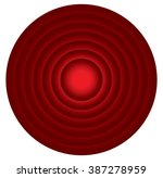 abstract dark red color graphic ... | Shutterstock .eps vector #387278959
