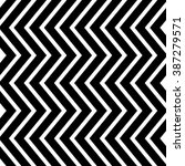 seamless abstract monochrome... | Shutterstock . vector #387279571