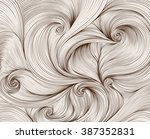 abstract waves | Shutterstock . vector #387352831
