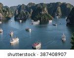 Boat Cruising In Vietnam