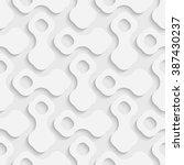 seamless geometric pattern....   Shutterstock .eps vector #387430237